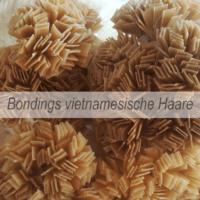 Bonding aus vietnam Haare